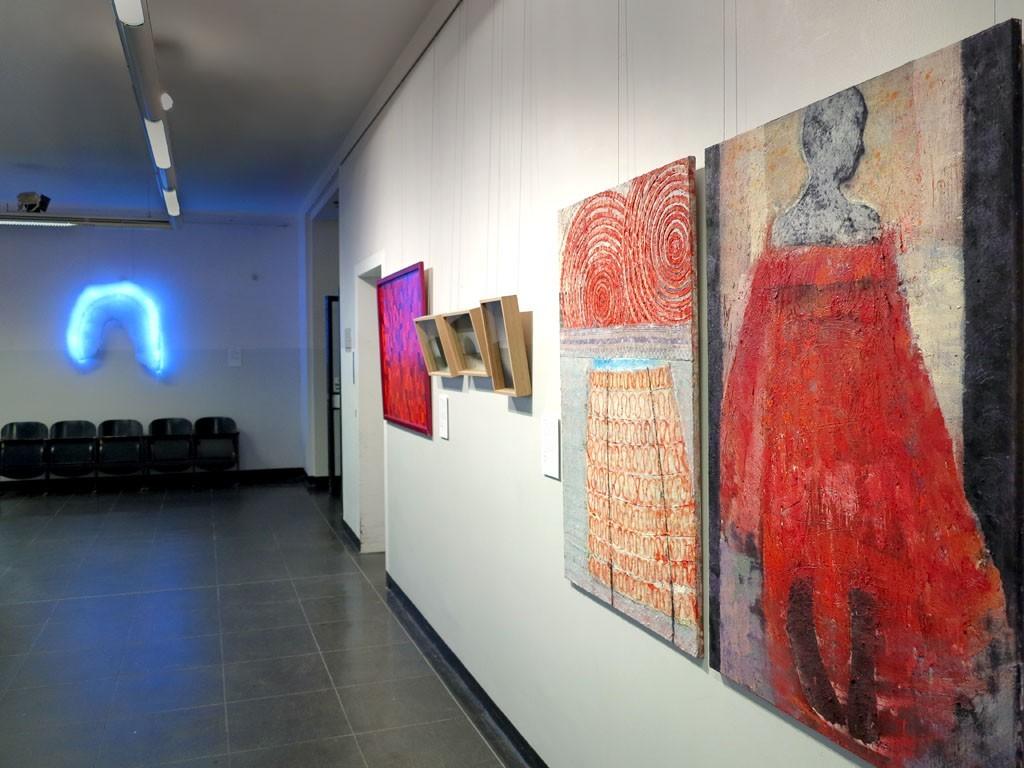 Rathaus-Galerie Reinickerdorf Vernissage