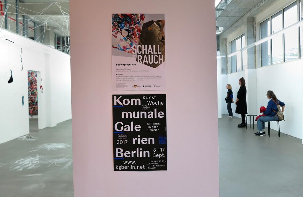 Komunale Galerie im Boulevard Berlin
