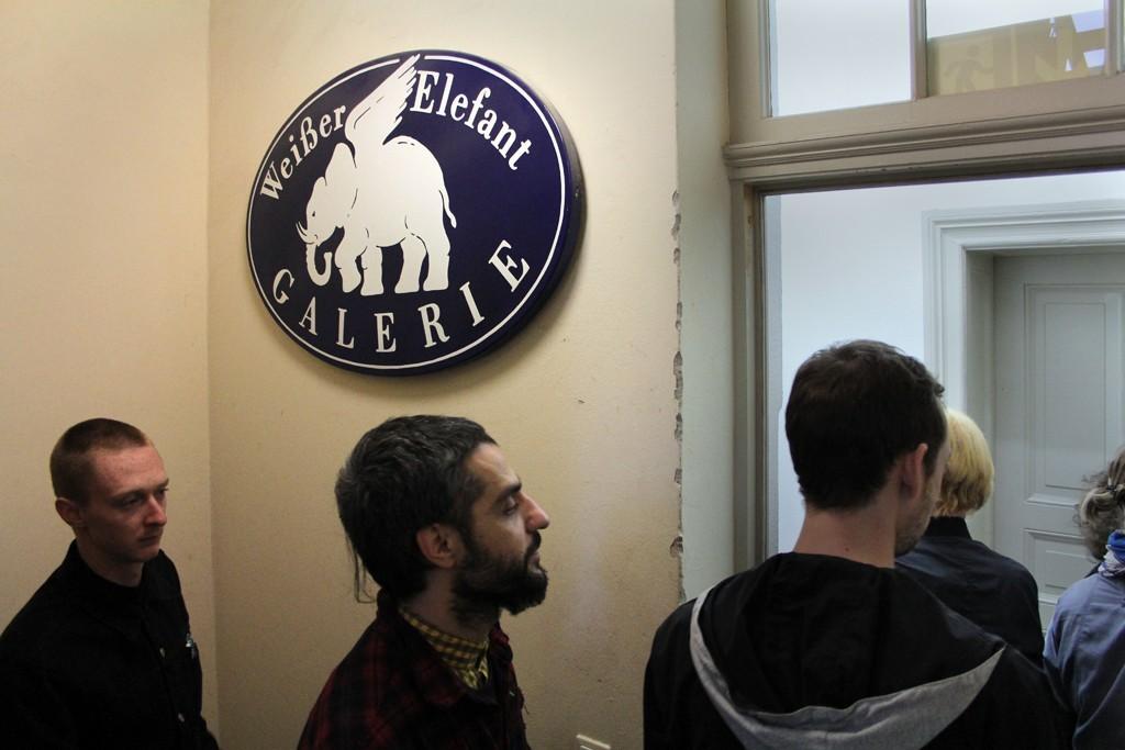 Galerie Weißer Elefant