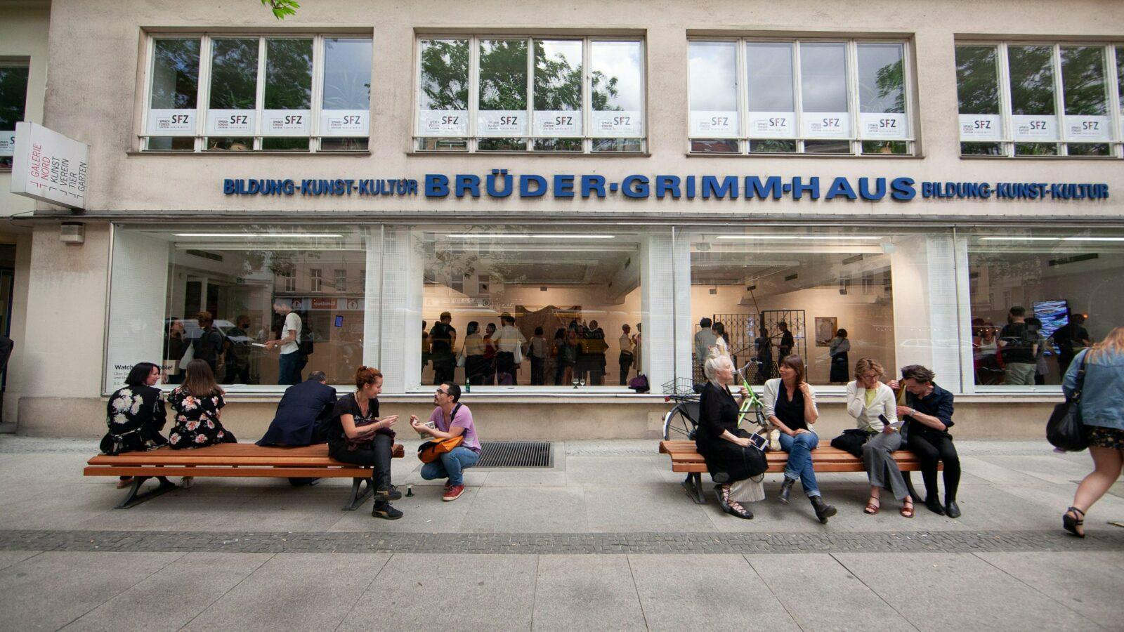 Galerie Nord | Kunstverein Tiergarten