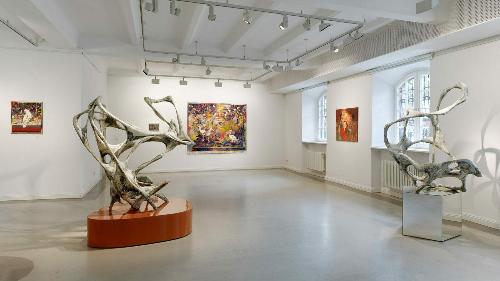 rk — Galerie für zeitgenössische Kunst