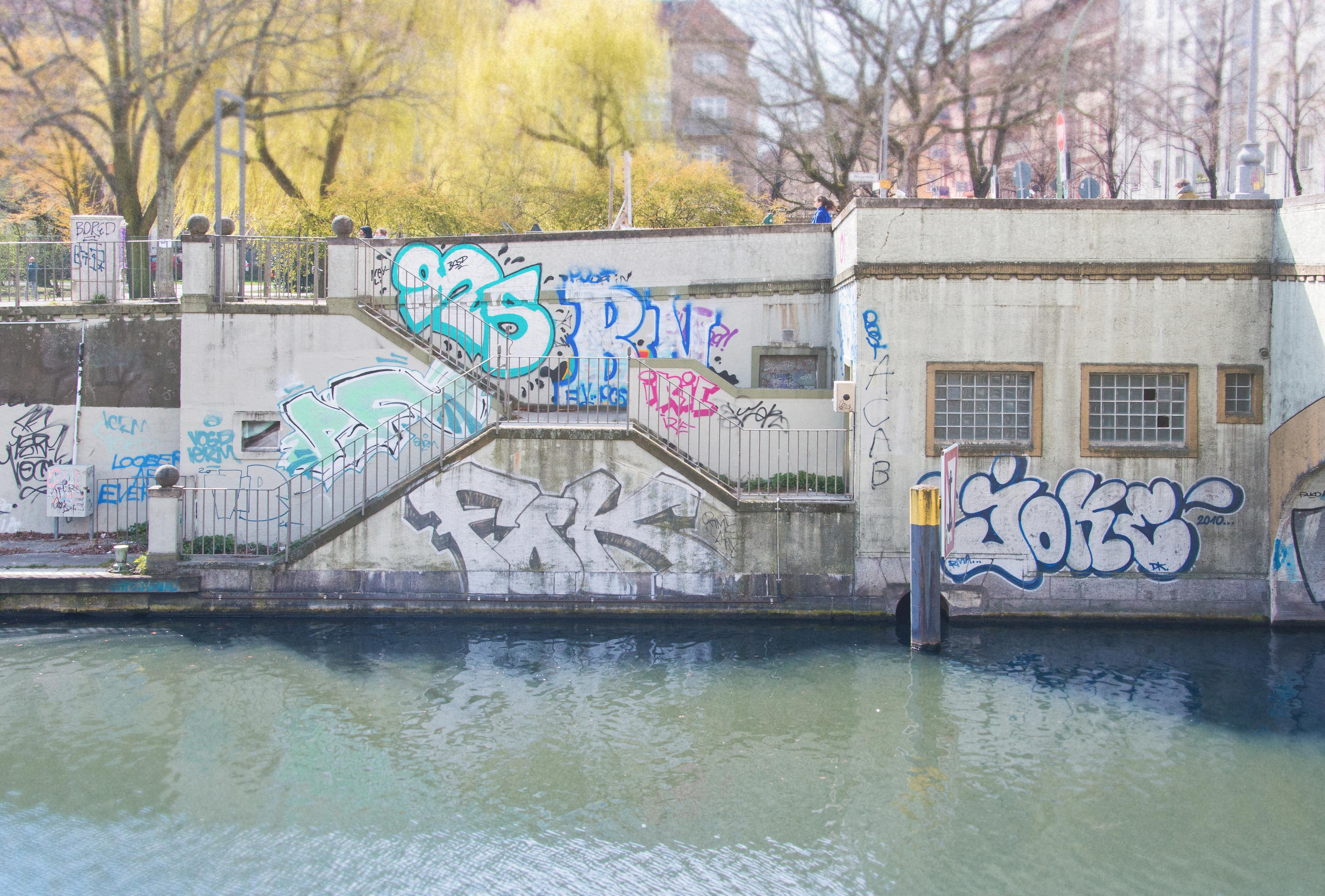 Kunstbrücke am Wildenbruch
